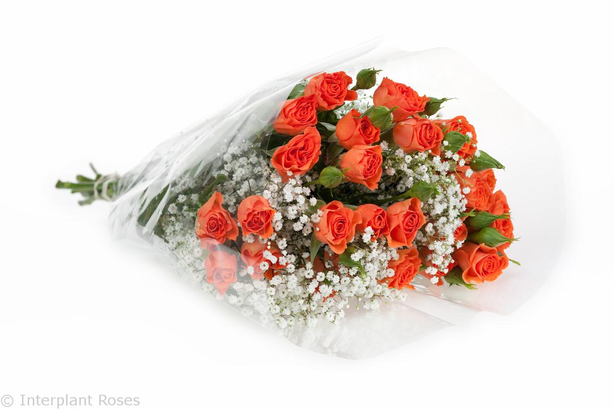 fancy spray rose bouquet