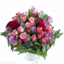 spray rose bouquets Occitane